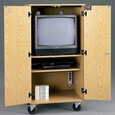 Fleetwood Mobile TV / VCR Multimedia Cabinet