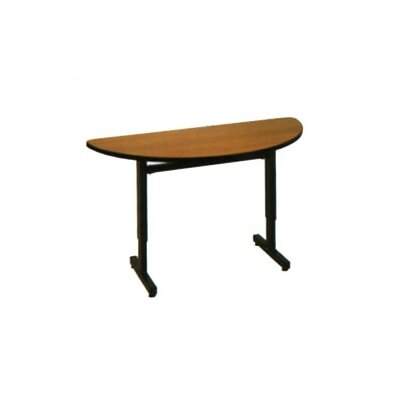 Fleetwood Half Round Classroom Table