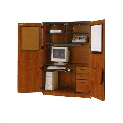 Fleetwood Illusions Armoire Desk