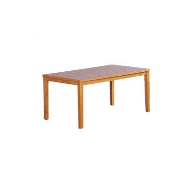 Fleetwood Library Rectangular Classroom Table