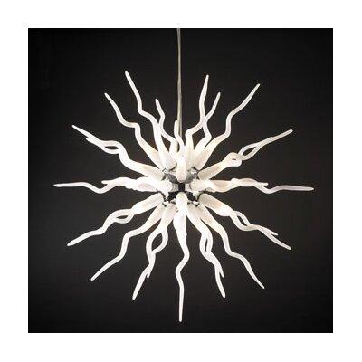 Medusa 31 Light Pendant by PLC Lighting