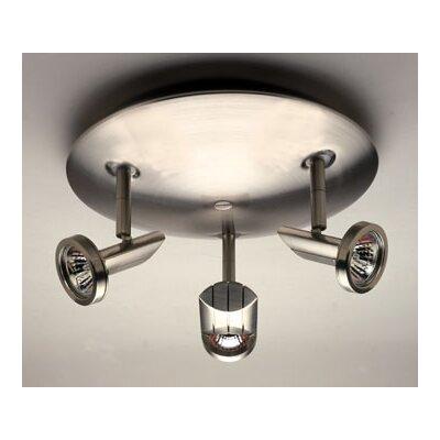 3 Light Valli Track Light by PLC Lighting