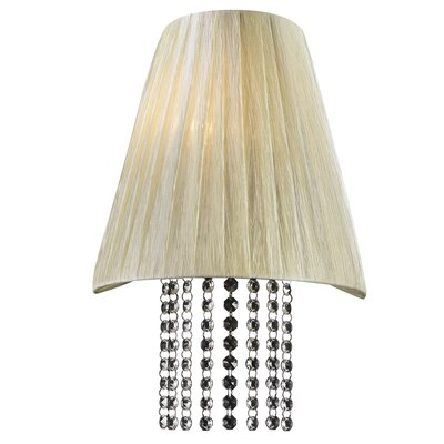PLC Lighting Angelina 1 Light Wall Sconce