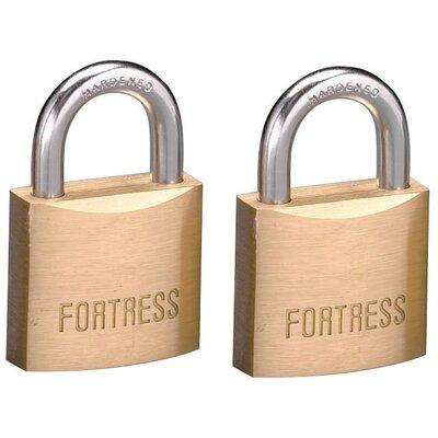 Master Lock Company 3-Pin Tumbler Security Padlock