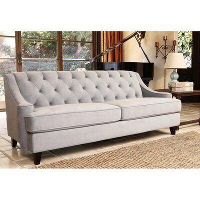 Abbyson Living Emily Sofa Reviews Wayfair