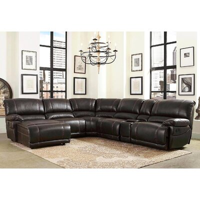 Right Hand Facing Sectional by Abbyson Living