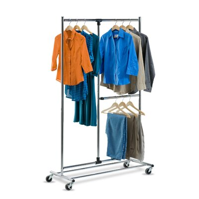 2 Tier Garment Rack Product Photo