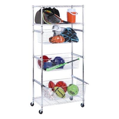Sports/Garage Organizer Product Photo