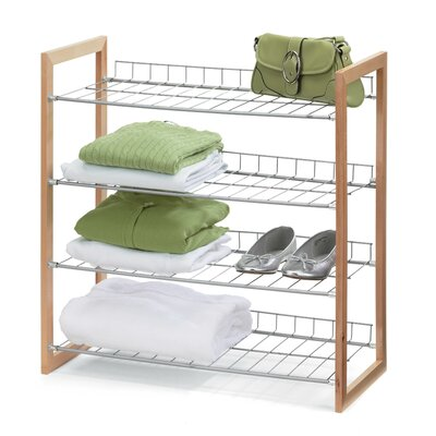 4 Tier Storage Shelf by Honey Can Do