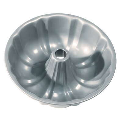 Non-Stick Fluted Cake Pan with Center Tube by Fox Run Craftsmen