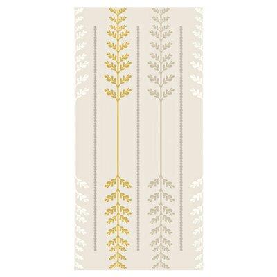 Kreme LLC Handcrafted Ferns 16' x 23.5'' Floral And Botanical Wallpaper