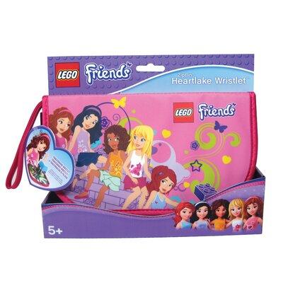 ZipBin Lego Friends Heartlake Toy Bag