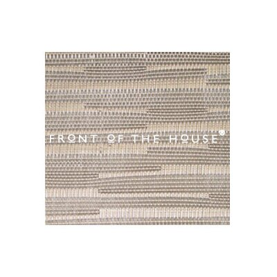 Front Of The House Metroweave Rush Placemat