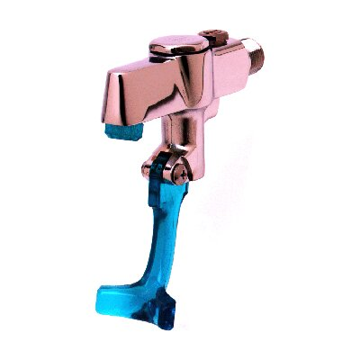 Wall Mount Push Back Glass Filler by T&S Brass