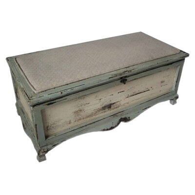 Shabby Bench Chest by Cheungs