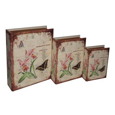 Cheungs Naturalist Book Box