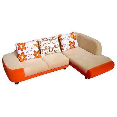 A+ Child Supply Blossom Corner Kid's Sofa Set