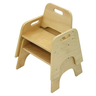 A+ Child Supply Stackable Kid's Chair
