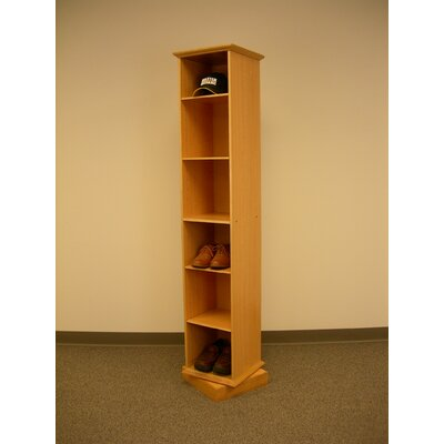 "Proman Products Venetian 69"" Standard Bookcase"