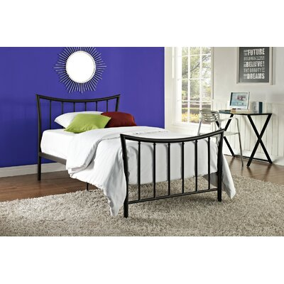 Dhp Metal Twin Carriage Bed 3259098 Reviews