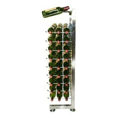 IDR Series 90 Bottle Wine Rack by VintageView