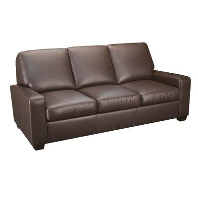 World Class Furniture  Leather Sofa