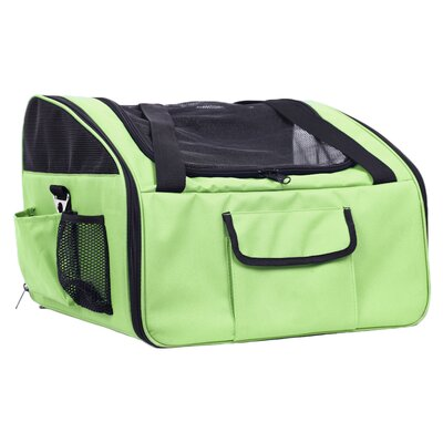 'Ultra-Lock' Collapsible Travel Pet Carrier by Pet Life