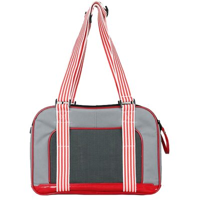 'Candy Cane' Fashion Pet Carrier by Pet Life