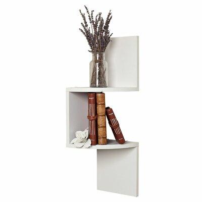 Danyab corner wall shelf reviews wayfair - Danya b corner shelf ...
