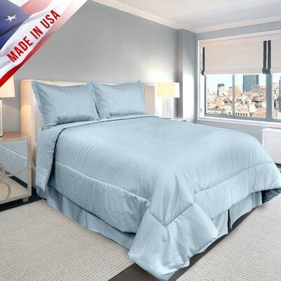 Supreme Sateen Comforter Set by Veratex