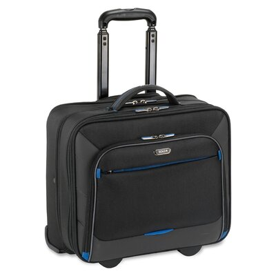 """Solo Cases Tech Rolling Carrying Case for 16"""" Notebook"""