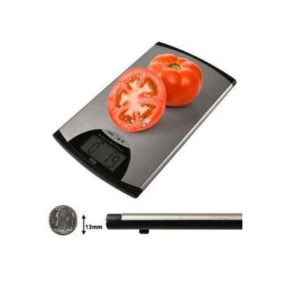 Home Image by Ligna Ultra Slim Kitchen Scale