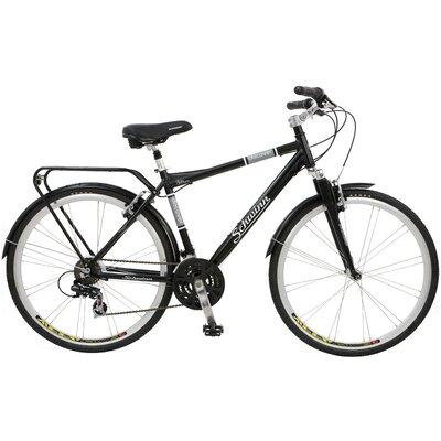 Cross Commuter Discover Bike in Black by Schwinn
