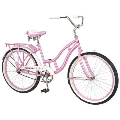 """Schwinn Girl's Destiny 24"""" Cruiser Bike"""