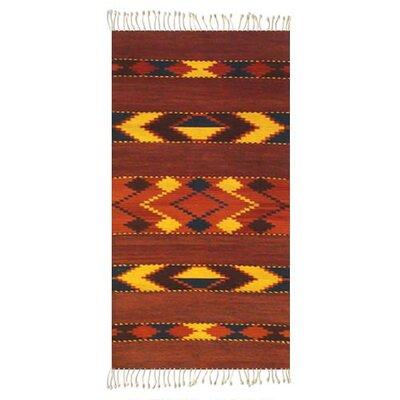 Novica Arrow Zapotec Area Rug