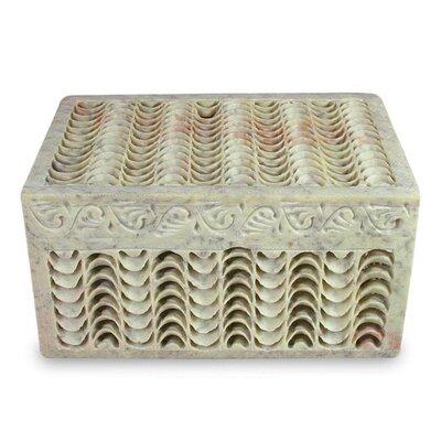 Novica 'Nautilus' Box