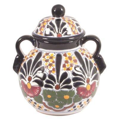 Novica Castillo Family Artisan Ceramic Vase