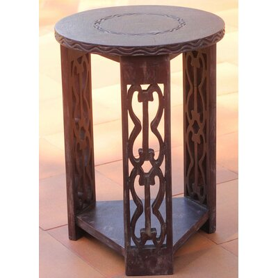 Wood Side Table by Novica