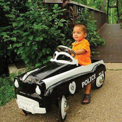 Instep Police Pedal Car Reviews