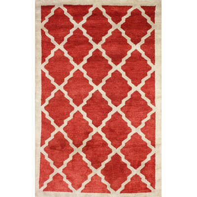 Varanas Red Wilson Rug by nuLOOM