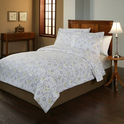 Meadow Flannel Bedding Collection by Pointehaven
