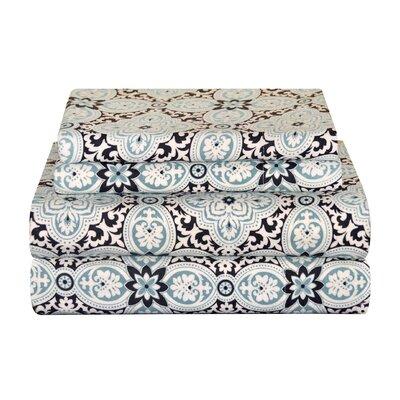 Ankara Cotton Sheet Set by Pointehaven