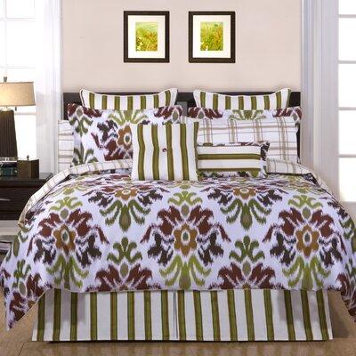 Luxury Ensemble 6 Piece Comforter Set by Pointehaven