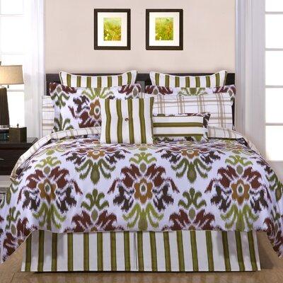 Luxury 6 Piece Comforter Set by Pointehaven