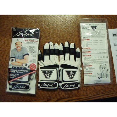 Valor Athletics Youth Weighted Batting Gloves