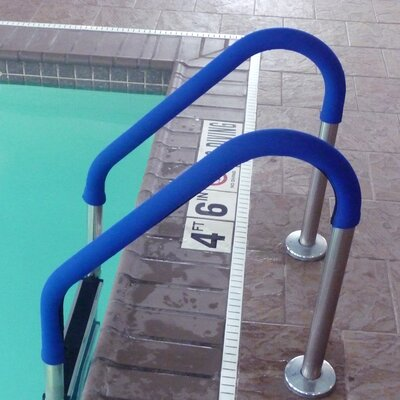 Blue Wave Products 6' Rail Grip in Royal Blue