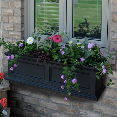 Mayne Inc. Fairfield Rectangular Window Box