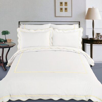 Truffles 310 Thread Count Sheet Set by North Home