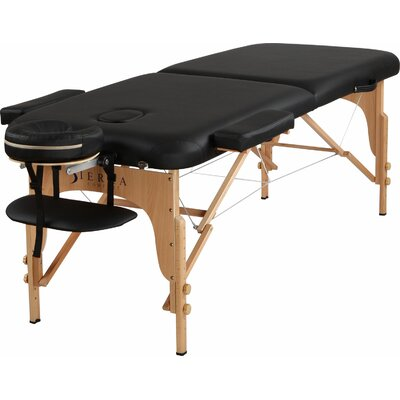 Sierra Comfort Relief Portable Massage Table