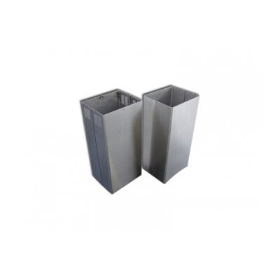 "14.5"" Island Mount Chimney Extension Product Photo"